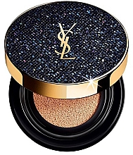 Düfte, Parfümerie und Kosmetik Cushion-Foundation - Yves Saint Laurent Le Cushion Encre De Peau Sequin SPF 23+