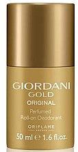 Düfte, Parfümerie und Kosmetik Oriflame Giordani Gold Original - Parfümiertes Deo Roll-on