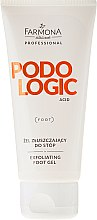 Fuß Gel-Peeling - Farmona Professional Podologic Acid Foot Gel Exfoliating — Bild N2