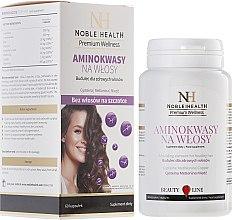 Düfte, Parfümerie und Kosmetik Aminosäuren für Haare - Noble Health Amino Acids For Hair