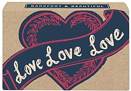 Düfte, Parfümerie und Kosmetik Natürliche Seife Love Love Love mit Zitrusduft - Bath House Love Love Love Citrus Fresh Hand Soap
