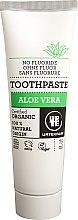 Düfte, Parfümerie und Kosmetik Fluoridfreie Zahnpasta mit Aloe Vera und Orangengeschmack - Urtekram Toothpaste Aloe Vera