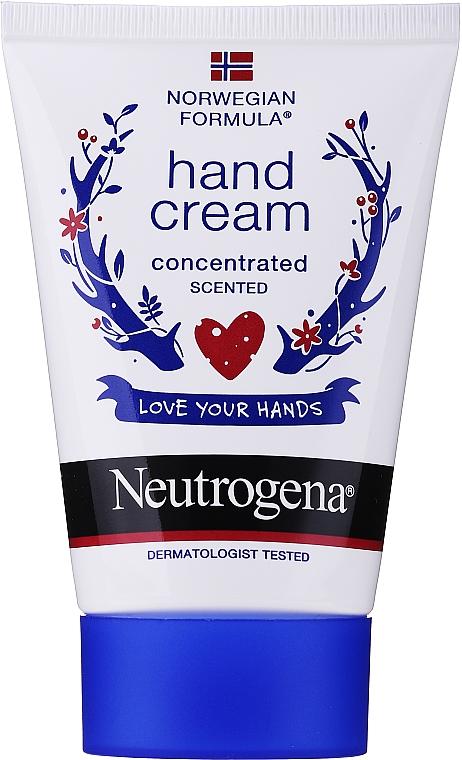 Konzentrierte Handcreme für extrem trockene Haut - Neutrogena Norwegian Formula Concentrated Hand Cream