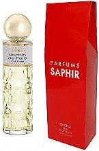 Düfte, Parfümerie und Kosmetik Saphir Parfums Noches de Paris - Eau de Parfum