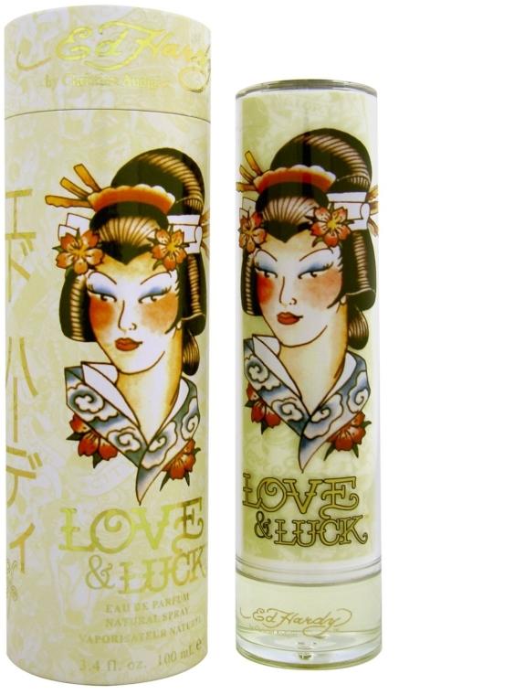 Christian Audigier Ed Hardy Love & Luck for Women - Eau de Parfum — Bild N1