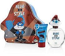 Düfte, Parfümerie und Kosmetik Marmol & Son The Smurfs Papa - Duftset (Eau de Toilette 100ml + Duschgel 75ml + Schlüsselanhänger)