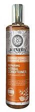 Düfte, Parfümerie und Kosmetik Haarspülung - Natura Siberica Iceveda Siberian Cedar&Cashmere Sandal Repair Herbal Conditioner