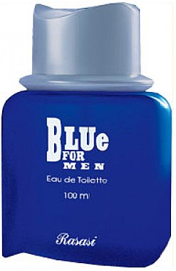 Rasasi Blue For Men - Eau de Toilette — Bild N1