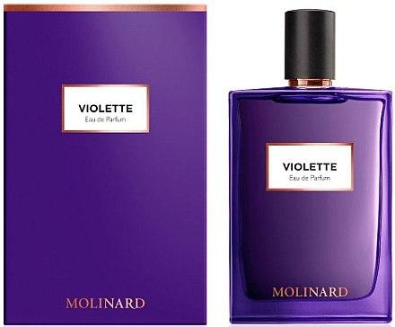 Molinard Violette - Eau de Parfum — Bild N1