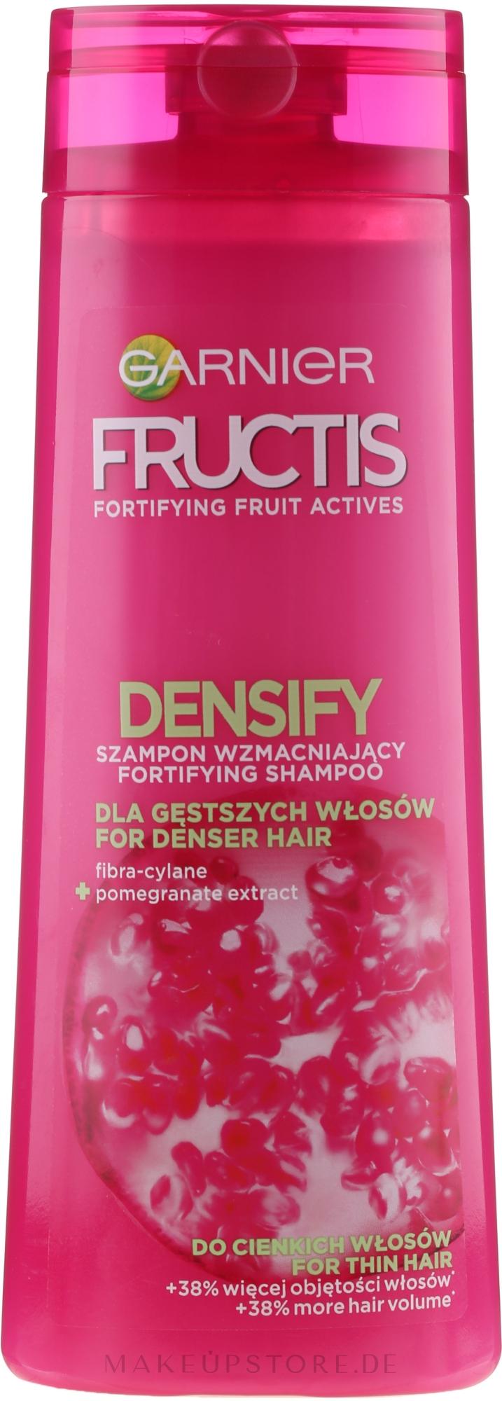 Nährendes Shampoo - Garnier Fructis Densify — Bild 250 ml