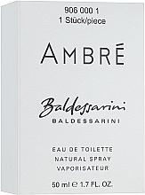 Baldessarini Ambre - Eau de Toilette  — Bild N3