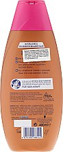 Shampoo für natürliches und coloriertes braunes Haar mit natürlichem Bernstein-Extrakt - Schwarzkopf Schauma Braun Shampoo — Bild N2