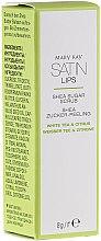 Lippenpflegeset - Mary Kay Satin Lips (Lippenbalsam 8g + Lippenpeeling 8g) — Bild N6