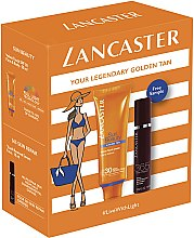 Düfte, Parfümerie und Kosmetik Set - Lancaster Sun Beauty Set (ser/10ml + cr/50ml)