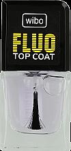 Düfte, Parfümerie und Kosmetik Fluoreszierender Nagelüberlack - Wibo Fluo Top Coat