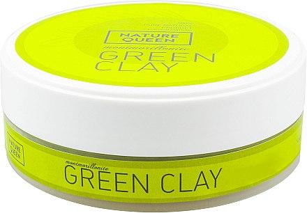 Gesichtsmaske mit grünem Ton - Nature Queen Green Clay — Bild N2