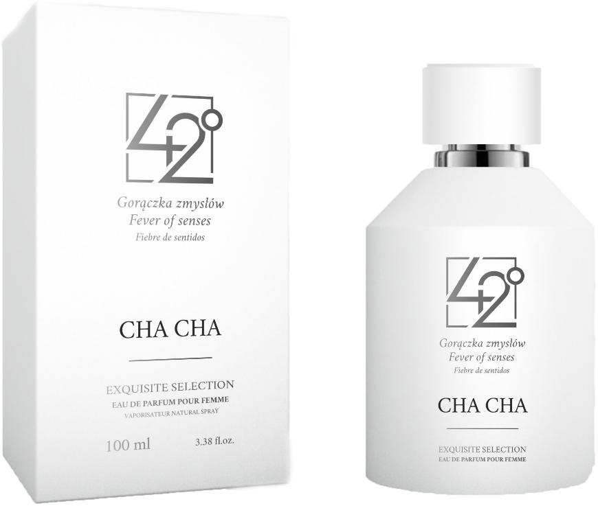 42° by Beauty More Cha Cha - Eau de Parfum  — Bild N1