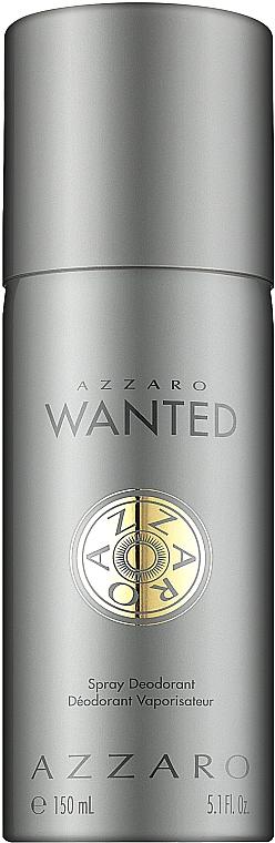 Azzaro Wanted - Parfümiertes Deospray