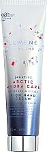 Düfte, Parfümerie und Kosmetik Nährende Handcreme mit Heidelbeere, Hafer und Rapsölen - Lumene Arctic Hydra Care Moisture & Relief Rich Hand Cream
