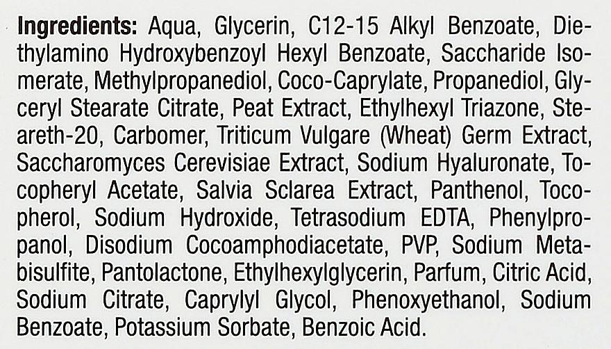 Feuchtigkeitsspendende Gesichtscreme LSF 10 - Tolpa Dermo Face Hydrativ SPF 10 — Bild N7