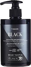 Düfte, Parfümerie und Kosmetik Tönungsspülung - Black Professional Line Semi-Permanent Coloring Toner (Yellow Stop)