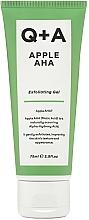 Düfte, Parfümerie und Kosmetik Peeling-Gesichtsgel mit Apfelsäure - Q+A Apple AHA Exfoliating Gel