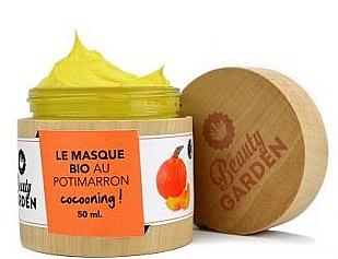 Gesichtsmaske mit Kürbis - Beauty Garden Pumpkin Face Mask — Bild N1