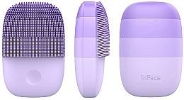 Ultraschall-Gesichtsreinigungsgerät lila - Xiaomi inFace 2 Purple — Bild N2