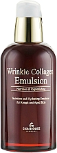 Gesichtsemulsion gegen Falten mit Kollagen - The Skin House Wrinkle Collagen Emulsion — Bild N2