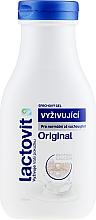 Düfte, Parfümerie und Kosmetik Nährendes Duschgel - Lactovit Shower Gel