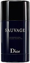 Düfte, Parfümerie und Kosmetik Dior Sauvage - Deostick