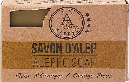 Parfümierte Aleppo-Körperseife - Alepeo Orange Flower — Bild N1