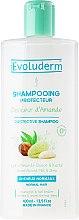 Düfte, Parfümerie und Kosmetik Schützendes Shampoo mit Mandelöl und Sheabutter - Evoluderm Douceur d'Amande Shampooing Protecteur