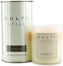 Düfte, Parfümerie und Kosmetik Duftkerze Acqua - Culti Stile Line Acqua Scented Candle