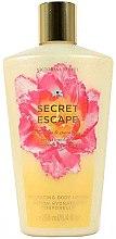 Düfte, Parfümerie und Kosmetik Körperlotion - Victoria's Secret Secret Escape Body Lotion