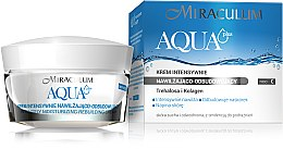 Düfte, Parfümerie und Kosmetik Feuchtigkeitsspendende und aufbauende Nachtcreme mit Trehalose und Kollagen - Miraculum Aqua Plus
