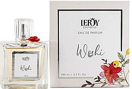 Düfte, Parfümerie und Kosmetik Leroy Cosmetics Woshi - Eau de Parfum