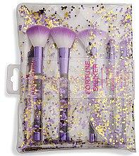 Düfte, Parfümerie und Kosmetik Make-up Pinselset 5 St. - I Heart Revolution Fortune Seeker Glitter Brush Set