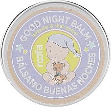 Düfte, Parfümerie und Kosmetik Körpergel vor dem Schlafengehen für Mütter und Babys mit Lavendel und Sheabutter - Roofa Good Night Balm