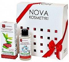 Düfte, Parfümerie und Kosmetik Gesichtspflegeset - GoCranberry (Mizellenwasser 150ml + Gesichtspeeling 75ml)