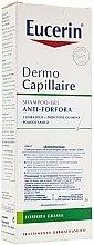 Düfte, Parfümerie und Kosmetik Anti-Schuppen Shampoo für fettige Schuppen - Eucerin DermoCapillaire Anti-Dandruff Gel Shampoo