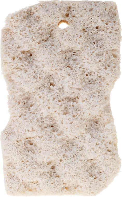 Badeschwamm beige - Suavipiel Black Aqua Power Sponge — Bild N1