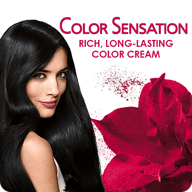 Permanente Cremehaarfarbe - Garnier Color Sensation — Bild N2