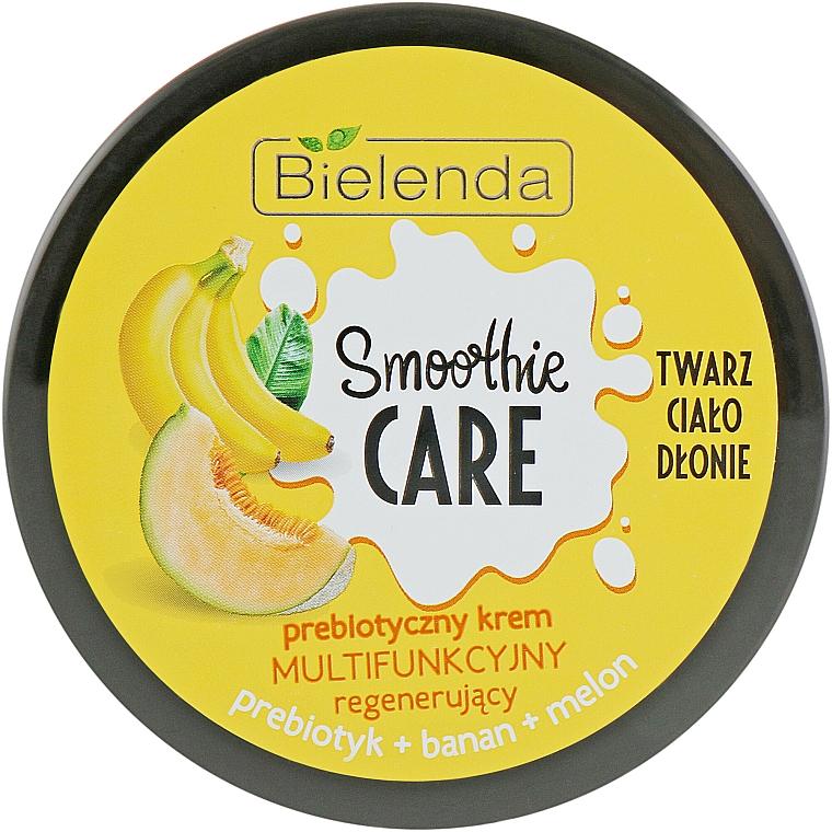 Energetisierende Körpercreme mit Bananen- und Zuckermelonenextrakt - Bielenda Smoothie Care — Bild N1