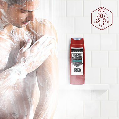 Duschgel - Old Spice Odor Blocker Sport Shower Gel — Bild N3