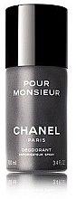 Düfte, Parfümerie und Kosmetik Chanel Pour Monsieur - Deospray