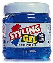 Düfte, Parfümerie und Kosmetik Haargel Mittlerer Halt - Hegron Styling Gel Normaal