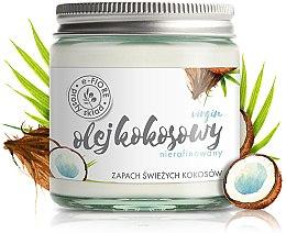 Düfte, Parfümerie und Kosmetik 100% reines buttergekühltes Kokosöl - E-Fiori 100% Pure Coconut Oil
