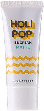 Mattierende BB Creme - Holika Holika Holi Pop BB Cream — Bild N1
