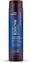 Düfte, Parfümerie und Kosmetik Haarspülung mit Blaupigmenten zur Neutralisierung von unerwünschtem Messing- und Orangestich - Joico Color Balance Blue Conditioner